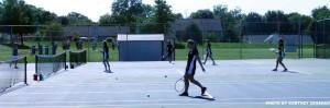 Girls Tennis Vs. FHHS