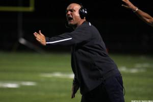 Varsity Football vs Troy Buchanan