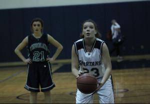 Girls freshman basketball 12/9