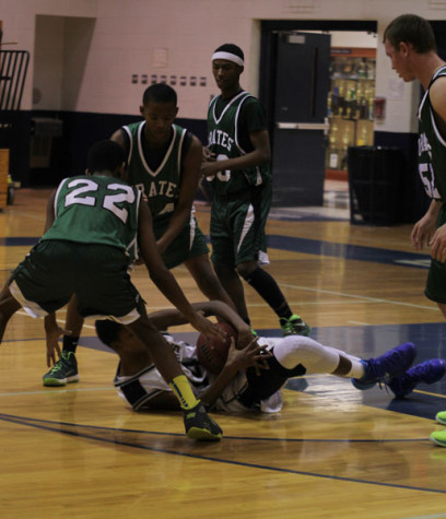 JV Boys play against the boys of Pattonville