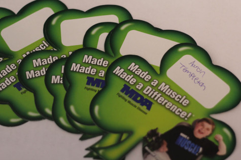 DECA supports MDA with shamrock project
