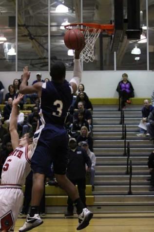 Varsity Basketball falls short to Zumwalt South