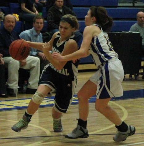 Lady Spartans fall to rivals