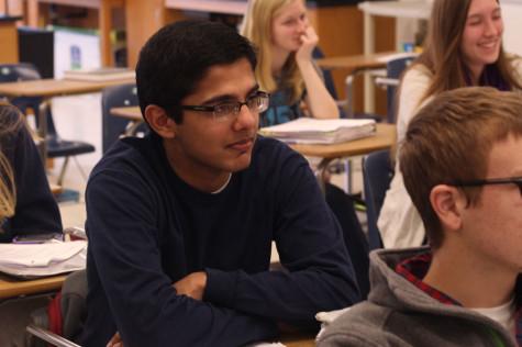 Senior earns STEM recognition