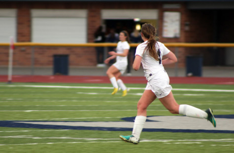 Girls Varsity Soccer kicks Timberland out of the park