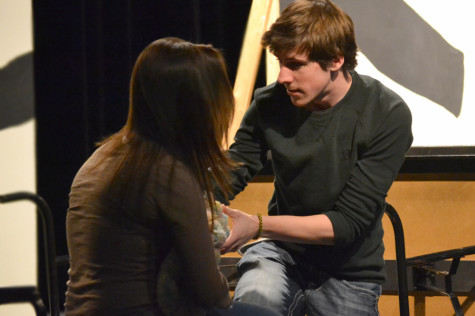 """Spotlight Players prepare to go """"Into the Woods"""""""