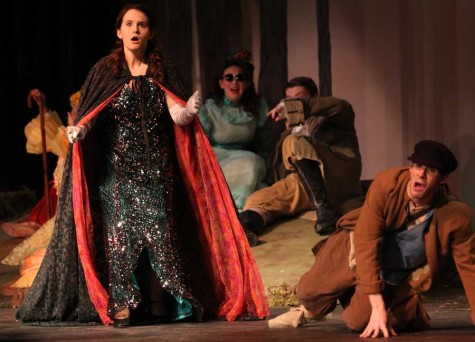 The FHC Spotlight Players travel Into The Woods for the Spring Musical