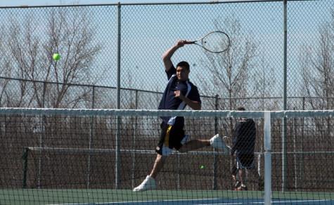 Boys tennis team crushes FZS