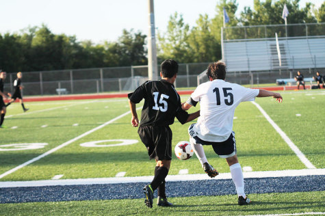JV  Soccer equalizes late for 2-2 draw