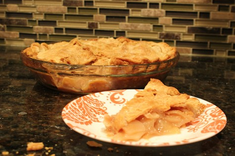 iFocus, Voice: Making a Thanksgiving apple pie
