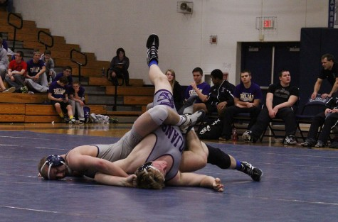 Wrestlers pin down Troy-Buchanan in dominating fashion