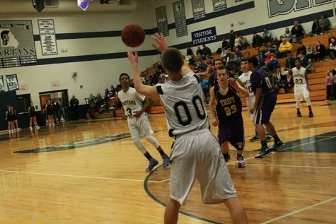 Spartans improve on season by defeating Trojans