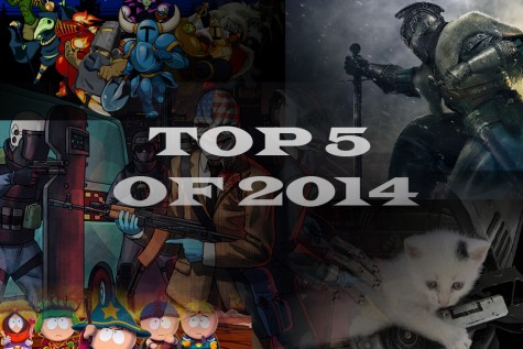 Top games of 2014