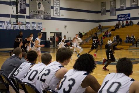 JV basketball boys defeat FZS