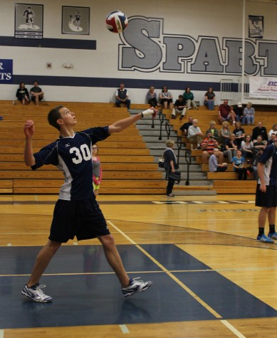 JV Boys Volleyball defeat FZE Lions