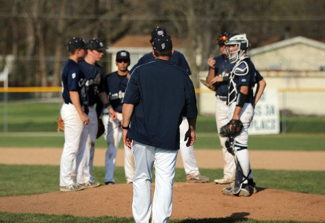 Central slides in two wins against Howell