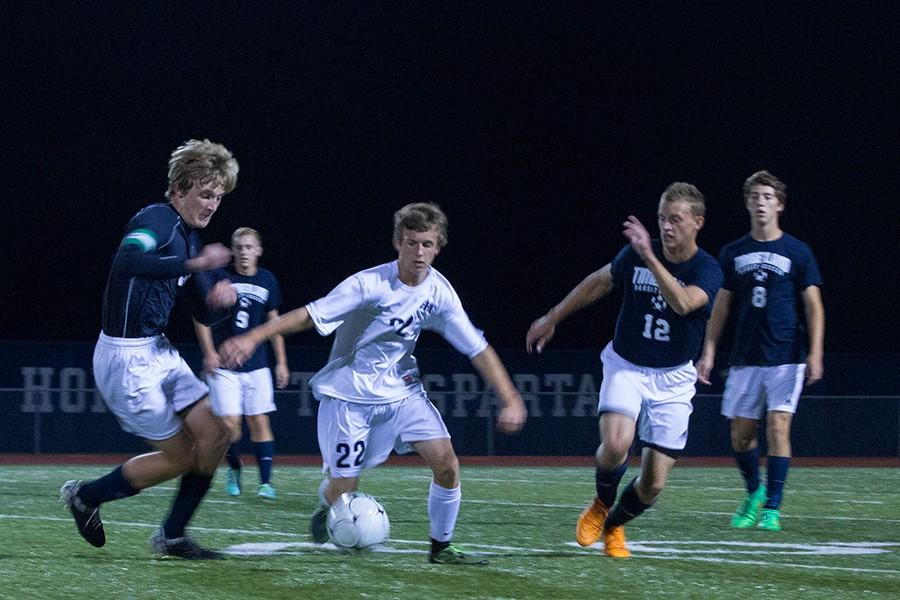 Spartans tame  Mustangs