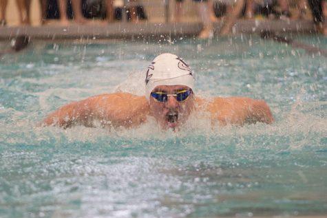 Central boy's swim falls short to Zumwalt in final meet before GAC's