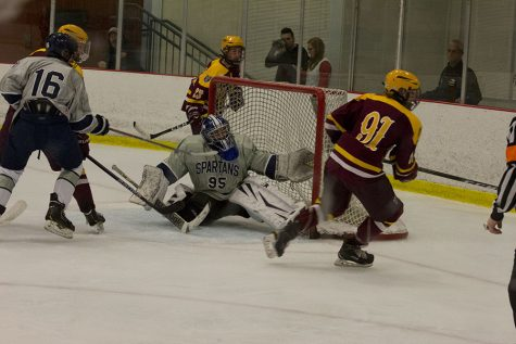 Spartans stumble before playoffs