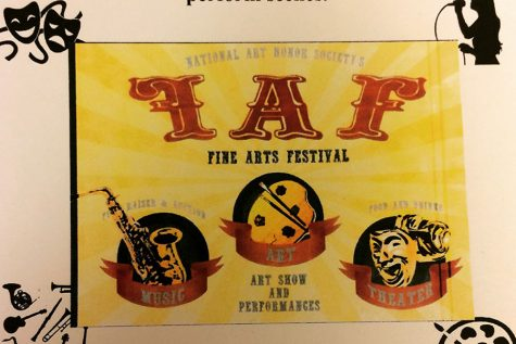 Check out the Fine Arts Festival performances LIVE!