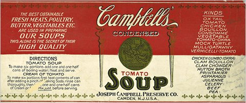 People are not soup cans. Identities are complex and ever-changing and cannot fit on a nice little label.