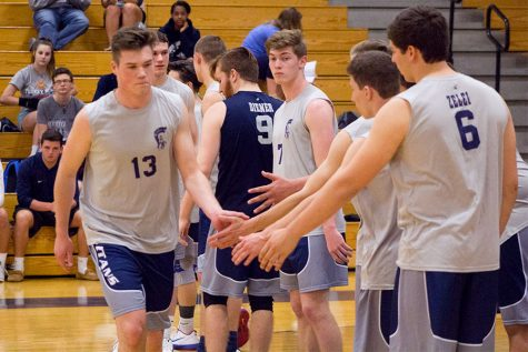 LIVE! Boys volleyball takes on highly-ranked SLUH this evening