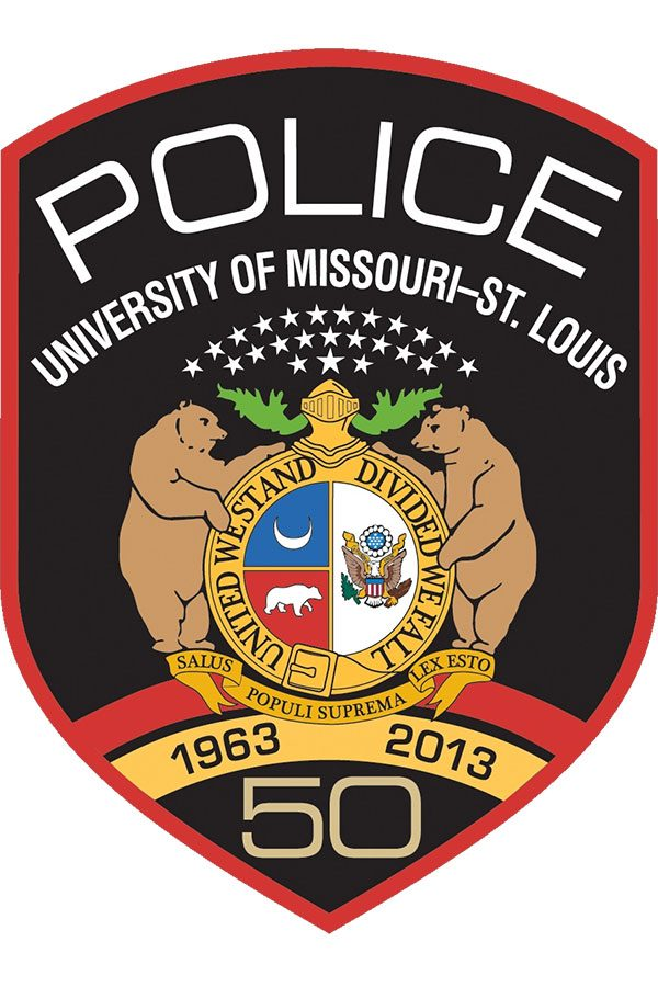 The St. Louis Police Department crest symbolizes hope for a safer tomorrow. Citizens of the city can at least hope they remain alive long enough to see change.