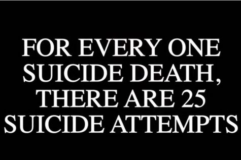 PSA: suicide awareness