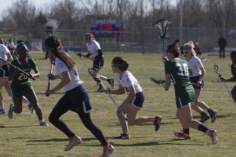 Tough week for Girls' Lacrosse