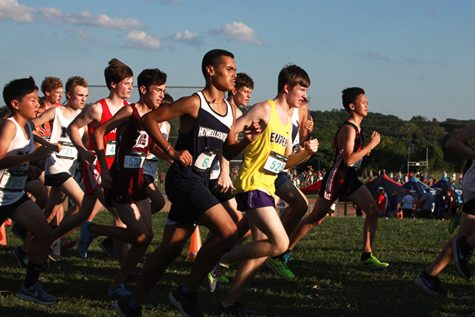 Spartan runners prepare for districts