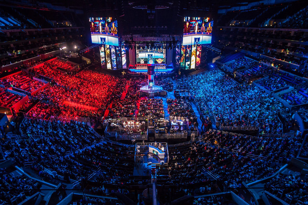 Esports has become very popular recently. Globally there have been 206 million players.