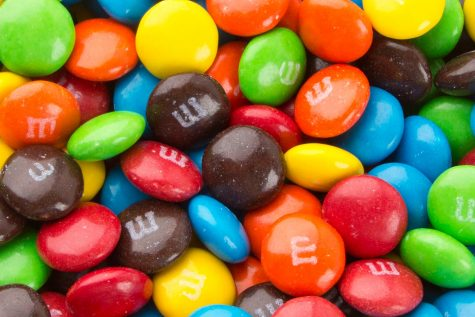 Top 5 M&M flavors