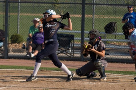 Softball falls to Zumwalt West