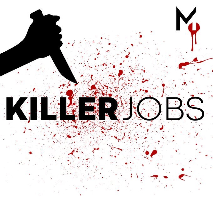 The Killer Jobs podcast, one of the most prevalent podcasts. It is recorded in St. Charles, MO.