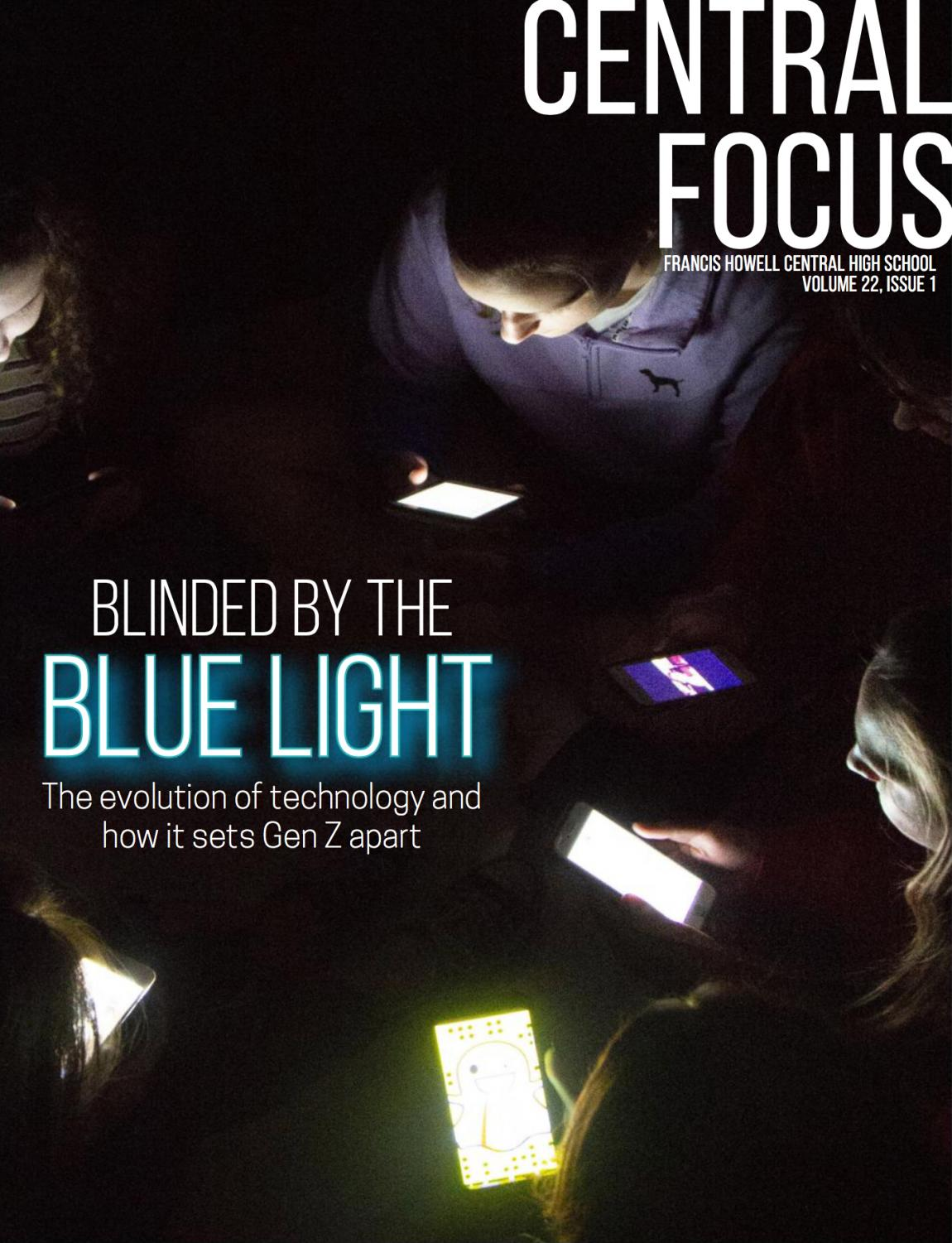 September 2018 issue: Blinded by the Blue Light