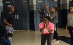 Step team provides an outlet for performers, dancers
