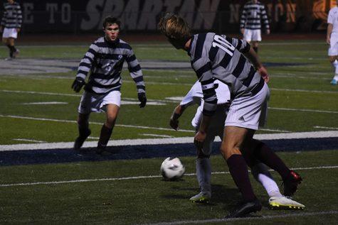 Boys soccer beats rival
