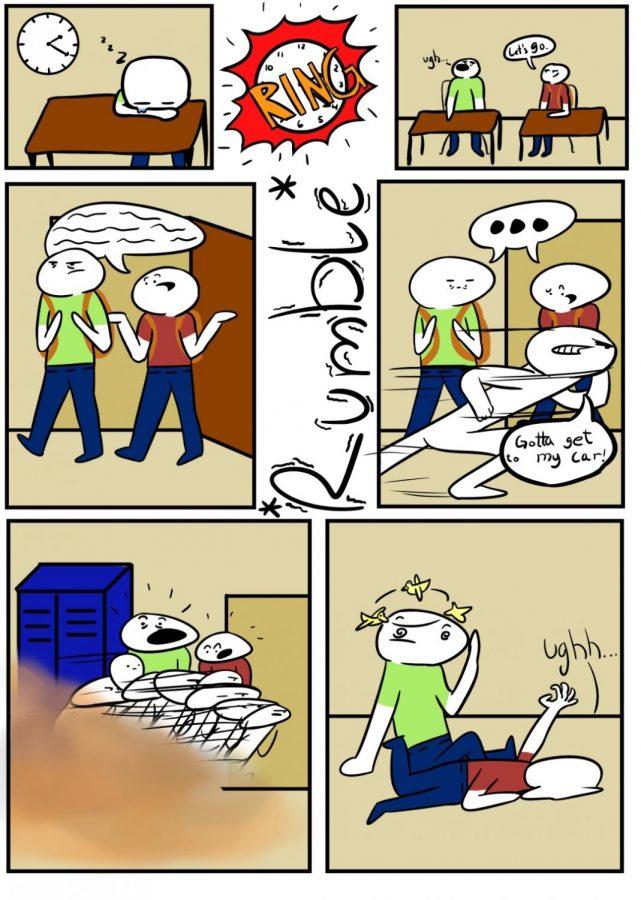 Student lot struggle