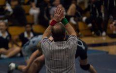 Jv wrestling pulls a home win