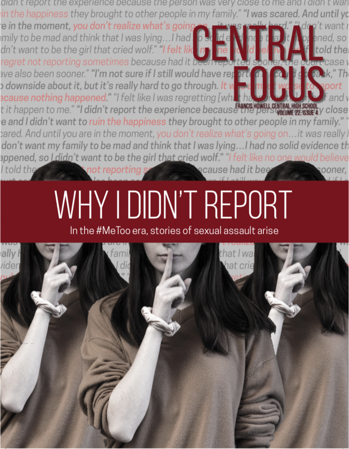 February issue: Why I Didn't Report