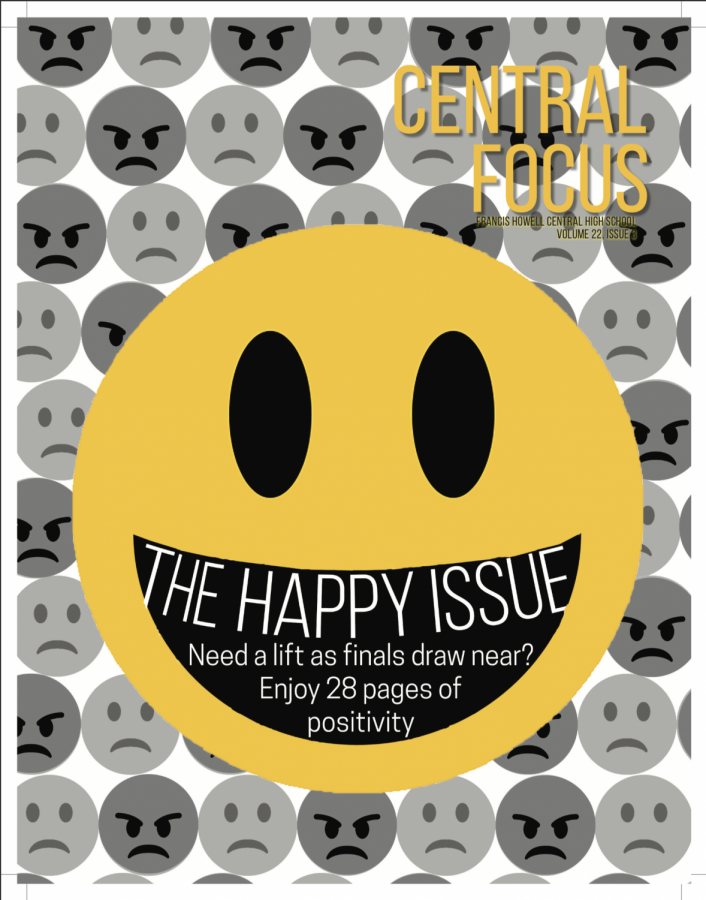 The happy issue