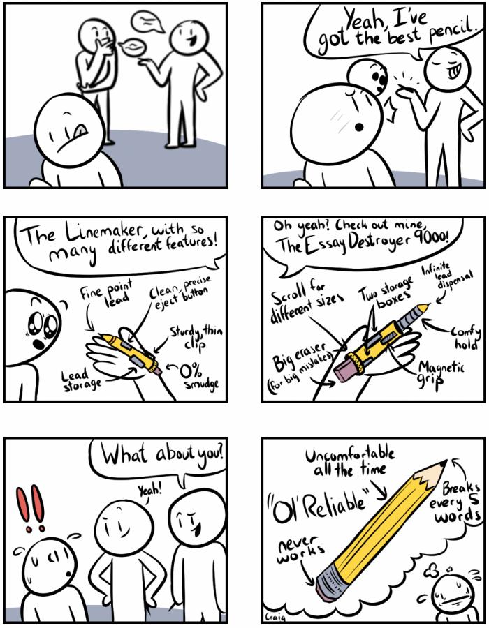 Pencil+panic