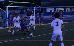 Varsity soccer falls to vikings