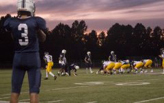 Varsity Football Falls to Challenging Competitor