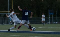 Varsity soccer ties Vianney in CYC tournament