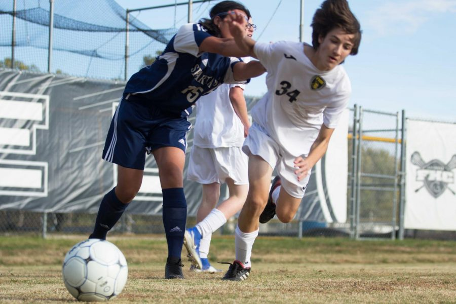 Boys C-Team Soccer Comes to an End