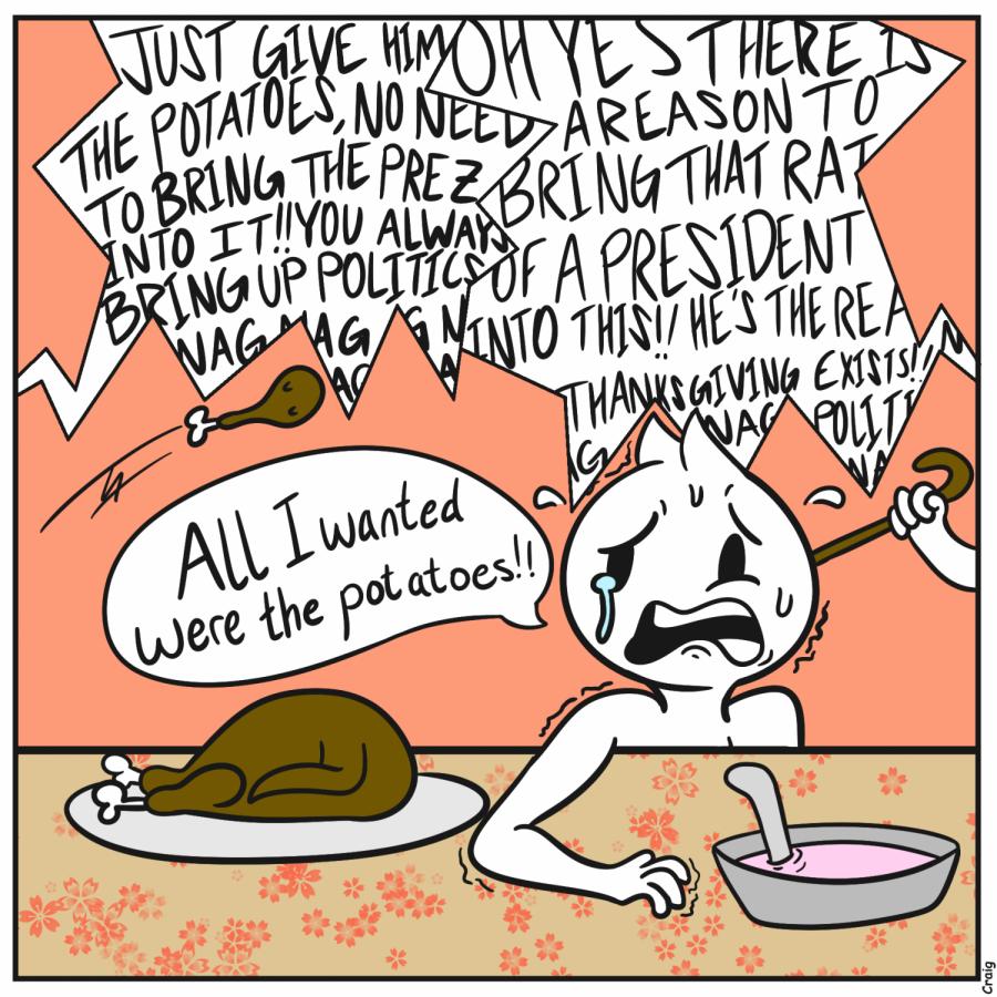Thanksgiving Terror