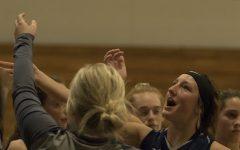 Freshman Girls Volleyball Last Game of the Season
