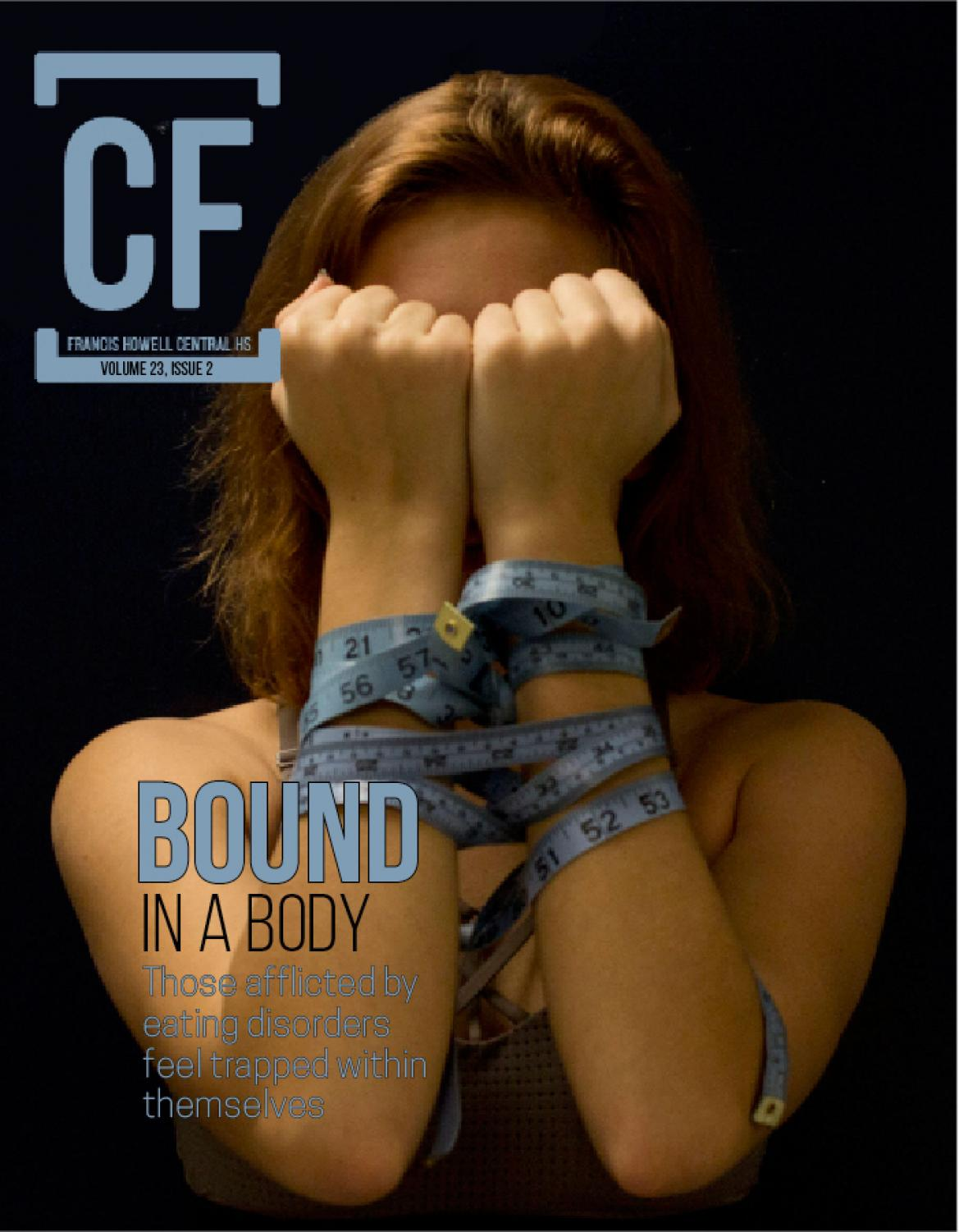 This issue, we focus on eating disorders and their negative effects in our community.
