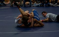 Varsity Boys Wrestling Takes Tough Loss
